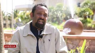 Interview with Mr  Tesfaye Ghebreab