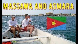 The Beauty Of Asmara And Massawa - ERITREA