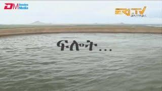 ERi-TV, #Eritrea - ፍሎት፡ Floating pump plays a significant roll in maintaining water supply
