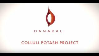 Danakali - Colluli Potash Project - Oct 2015