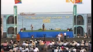 Eritrean music - Wedi Tukul - Fenkil Concert 2012 by Eri-TV