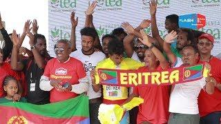 Eritrean Tesfazion Natnael wins Tour du Rwanda 2020|Stage 8 highlights