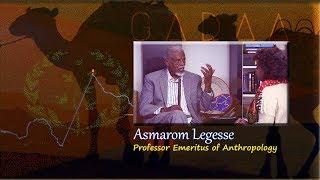 Professor Asmarom Legesse , Anthropologist