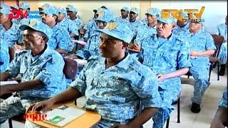 ERi-TV, Eritrea: Eritrean Naval Forces - Developing Navy Military Officers